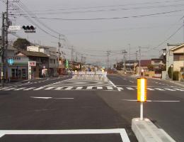 街路改良工事 神辺水呑線 広島県発注